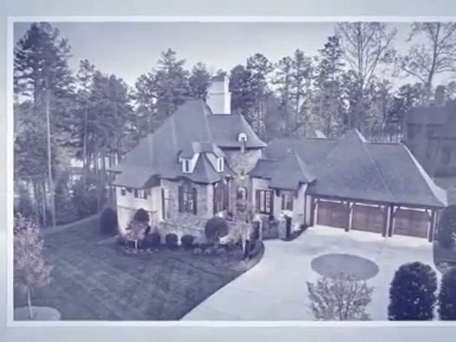 Lake Norman Mansions, mooresville mansions, mooresville mans