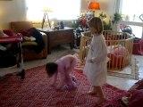 concours de danse-lilly milou anna