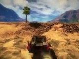 Just Cause 2 (360) - Just Cause 2, les cascades de Rico
