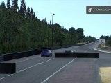 Gran Turismo 5 - VW Golf VI R '10 vs VW Scirocco R '10 - Drag Race