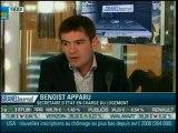"""Benoist Apparu invité de Fabrice Lundy pour le """"grand journal"""" de BFM BUSINESS 221211"""