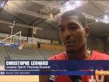 Basket-Ball : Avant match le Havre- Gravelines