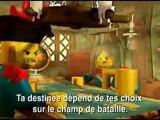 Lego Battles (DS) - Trailer