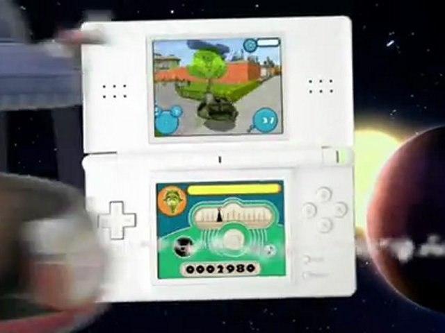 Planète 51 : Le Jeu (DS) - Trailer DS