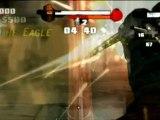 Red Steel 2 (WII) - Gameplay armes de points