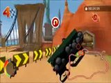 Racers' Islands : Crazy Racers (WII) - Gameplay de Racers' Islands