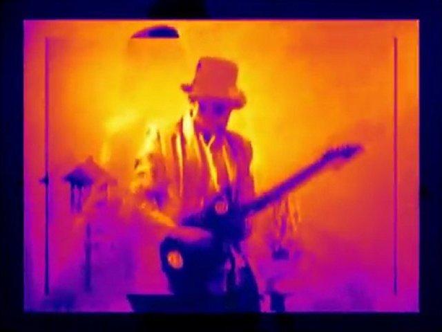 """Pim Zond – Experimental Noise Rock Guitar Music """"Improv Video #1"""""""