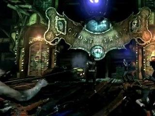 Robin Special Moves de Batman Arkham City