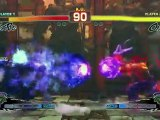 Super Street Fighter IV 3D Edition (3DS) - Gameplay 01