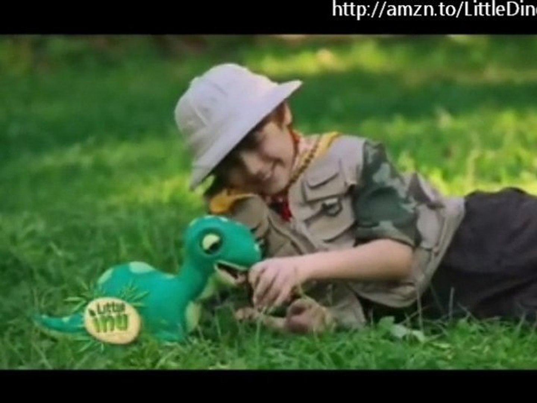 Little inu baby dinosaur pet
