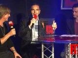 Jean-Louis Aubert - Remise de prix en live sur RTL