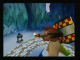 Crash Bandicoot 3 : Warped! Walkthrough - Episode 4 - Espace-temps n°2 : vite fait, bien fait !