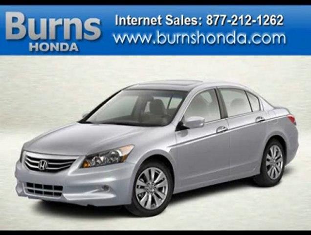 New Honda Accord Burlington