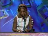 Mary J. Blige Soul Train Awards Lady of Soul Acceptance Speech