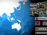 Bolsas; Mercados internacionales: Cierre jueves 5 de mayo y media sesión viernes 6 de mayo