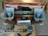 Car PA System: The AmpliVox Sound Cruiser™ Battery Powered Audio System