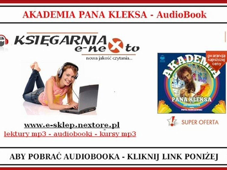 AKADEMIA PANA KLEKSA | AUDIOBOOK MP3 - BAJKA na MP3 - Słuchaj Online