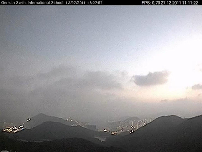 UFO . Hong Kong.27.12.2011 .(18_27_55) (Hong Kong Time)