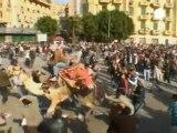 Le procès d'Hosni Moubarak reprend à huis clos