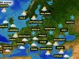 El tiempo en Europa, por países, previsión para el sábado 26 de marzo