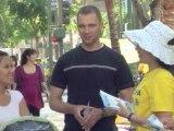 Rassemblement du Falun Gong à Hawaii