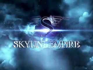 After effects logo animation : Skyline Empire