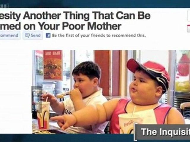 Study Links Obesity to Mom-Child Relationships