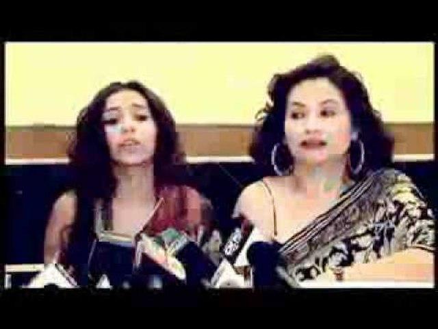 Latest MMS Scandal In Bollywood - Salma Agha's Daughter Zarah Khan