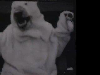 "Grauzone ""Eisbar"" (Jesús Vögel Remix) Official Music Video"