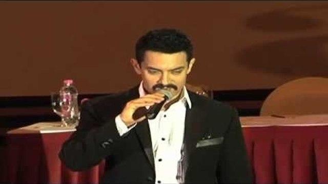Aamir Khan Celebrates Delhi Belly Success Party