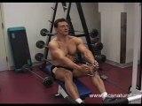 Back Workout and Lat Workout-Training Back - Lat Pulldown -Train Lats