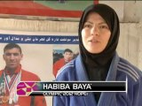 Afghan judo atheletes prepare for London