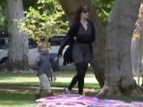 SNTV - Family Tension as Steve Tyler Proposes To Girlfriend