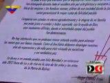 (VIDEO) Tarjeta de Navidad y Año Nuevo 2012 enviada por el Presidente Chávez a todas las familias venezolanas Venezolana de Televisión