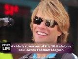 Jon Bon Jovi - Top 10 Fun Facts