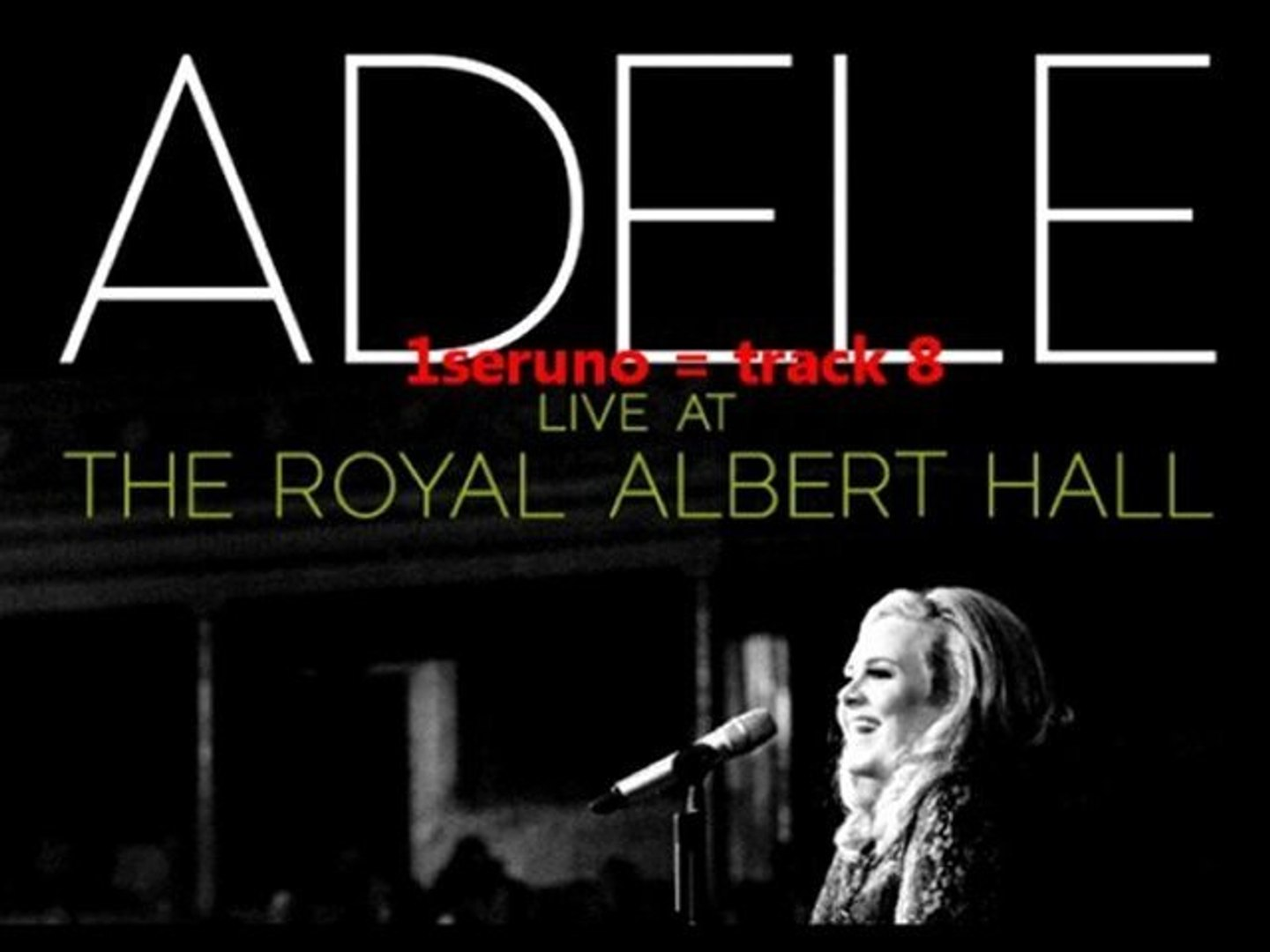 adele live at royal albert hall mp3 download