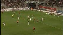 05/10/08 : Mickaël Pagis (67') : Rennes - Lyon (3-0)