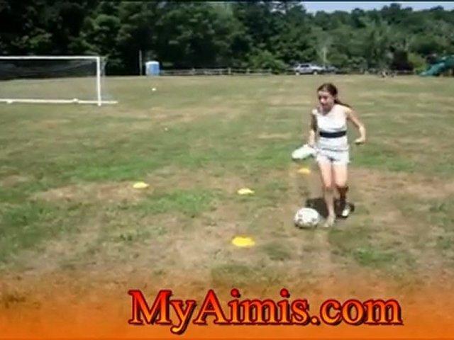 some Drills in soccer (Soccer Training)