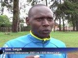 Grandiose Erfolge: Irischer Priester trainiert Läufer in Kenia