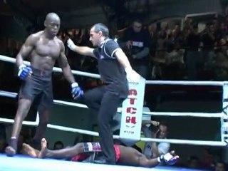 100%FIGHT : BEST OF KO's 2011