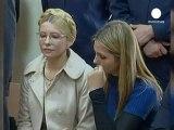 Ukraine : Ioulia Timochenko au fond d'une cellule dans...
