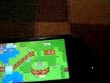 RPG Maker PSP test 2 EasyRPG portable RPG Maker emulator