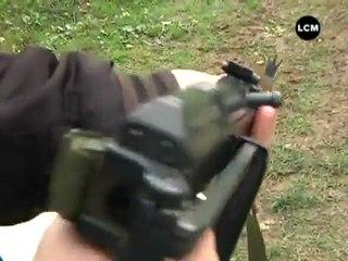 Présentation : la kalachnikov AK 47