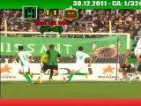 MO Béjaia 1-1 MC Alger (2-4 tab)