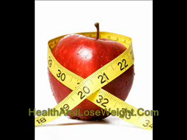 Eating healthy to lose weight