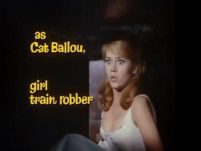 Cat Ballou 1965 Trailer Elliot Silverstein