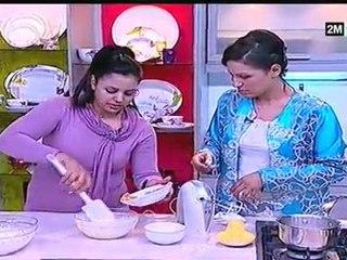 chhiwat choumicha recette de gateau au noix facile pour noel 2012