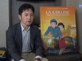 """TVHLAND: Goro Miyazaki  nous parle de son film """"La Colline aux Coquelicots"""""""