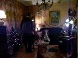 saint sylvestre 2011: une petite danse avec tata