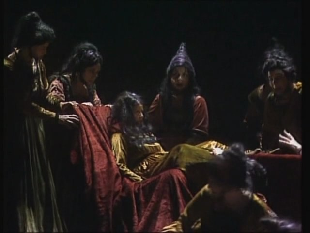 Verdi Macbeth  witches 3  - Most popular Choral Parties by Soprano  xxAtlantianKnightxx and Baritone NicholasAntonyTV